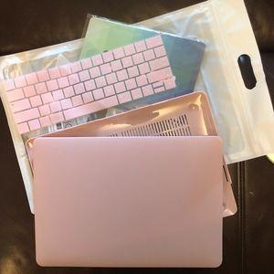 Pink MacBook Pro 13-in case (newer version)